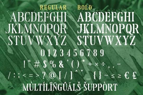 Reloaded font download
