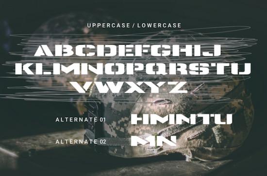 Runammox font download