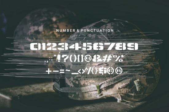 Runammox font free