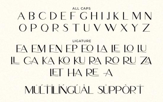 Scarlet font download