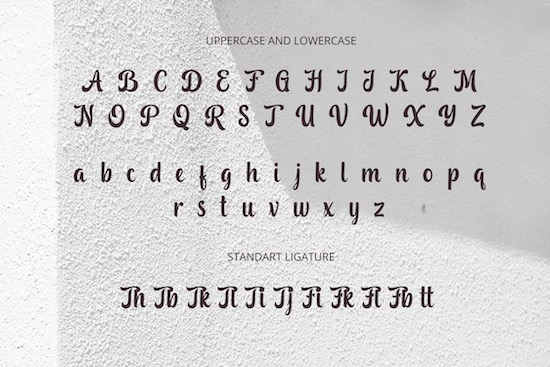 Stealdream font free