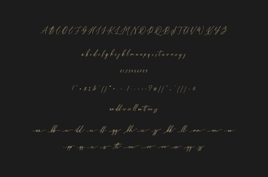 Willion font download