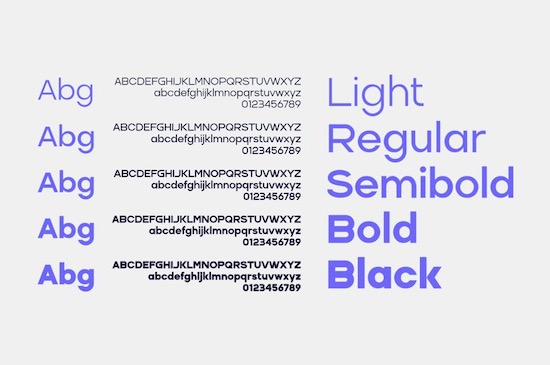 Alacrity Sans font family free