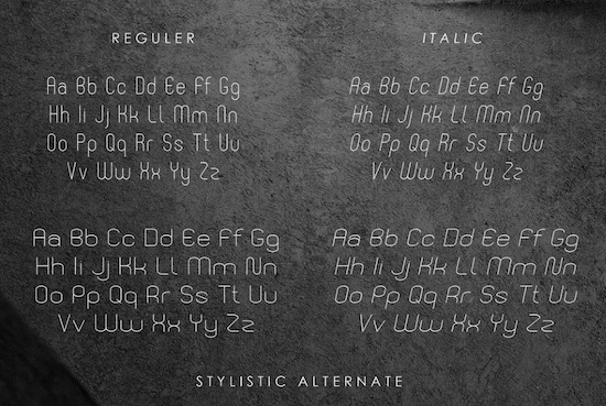 BEFANO font download