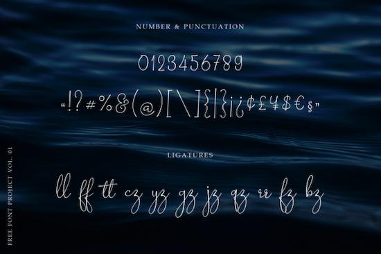 Barokah font download