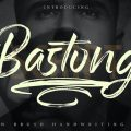 Bastong font free download