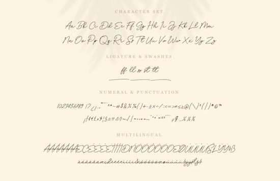 Beristan font download