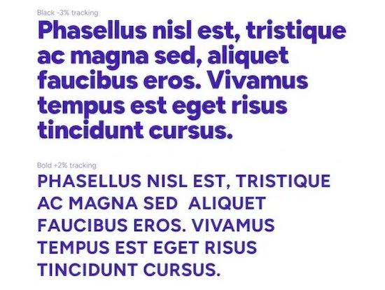 Blueberry Sans font