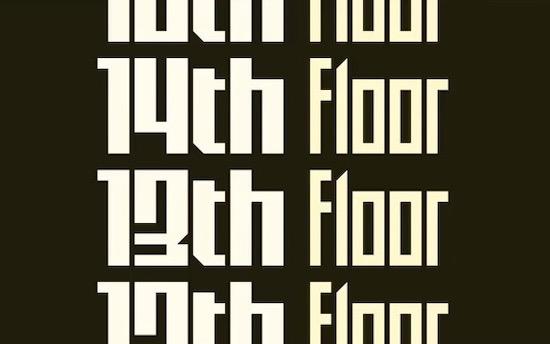 Elevator Sans font