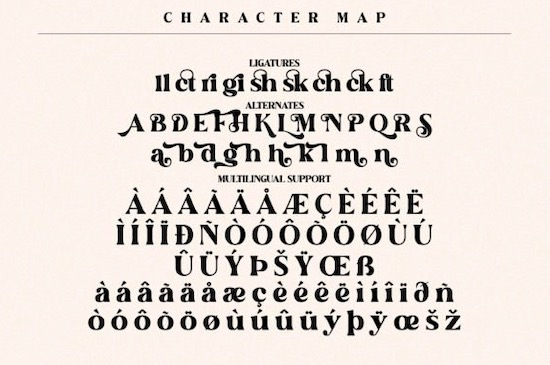 Fogsta font free