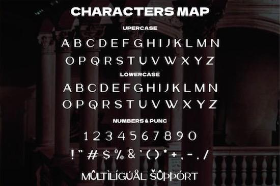 Ganama font download