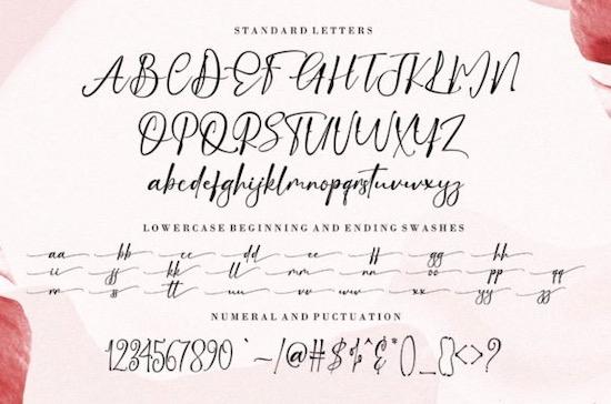 Golding font download
