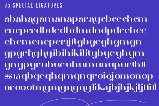 Gramling font free