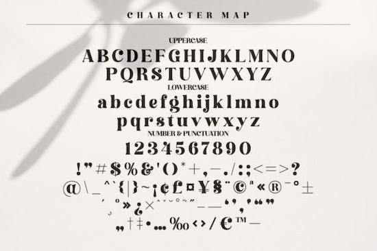 Hochagi font download