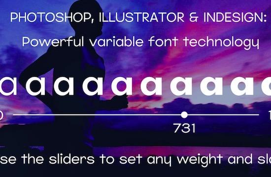 Jumper font family download
