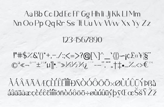 Michigan font download