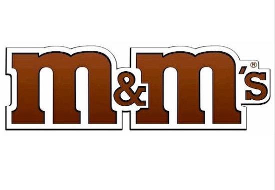 M&m font download