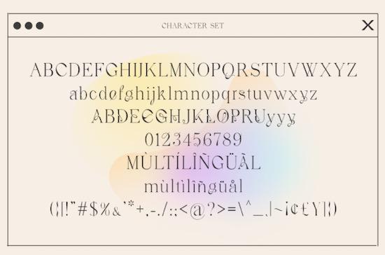 Monka font download