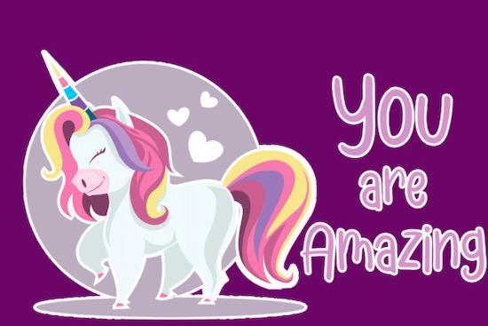 My Unicorn font free