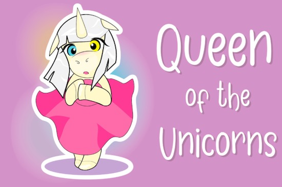 My Unicorn font
