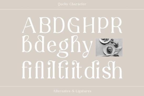 Qochy font download