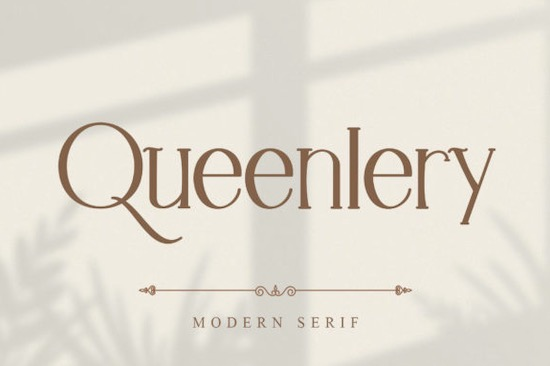 Queenlery font free download