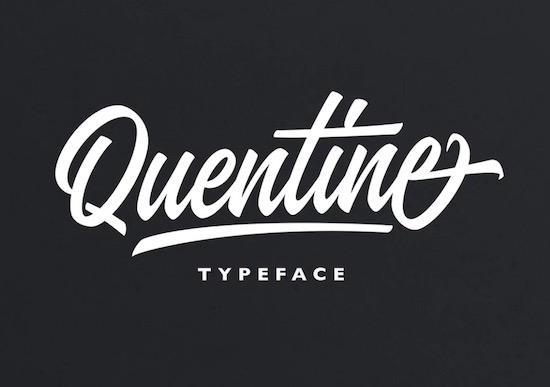 Quentine font free download