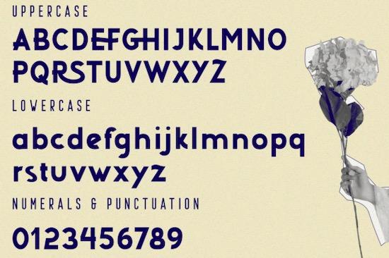 ROTHKO font free