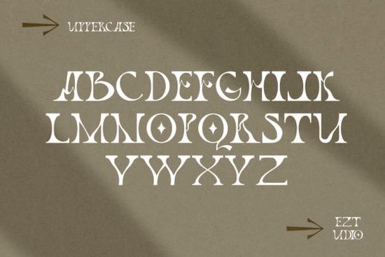 Rietro font download