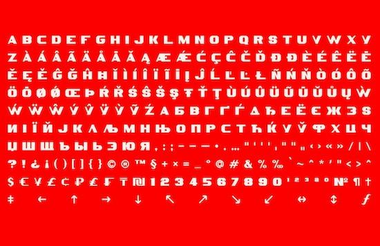 SK Akademkniga font download