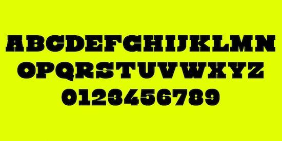 Steampunk font free download