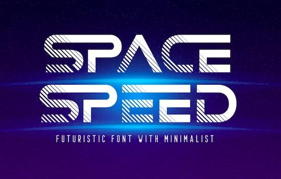 The Solstice font