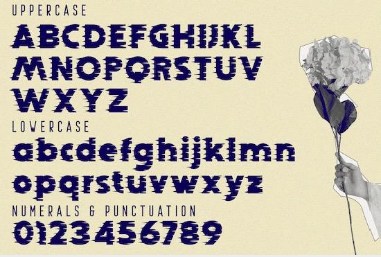 Wind Creek font free