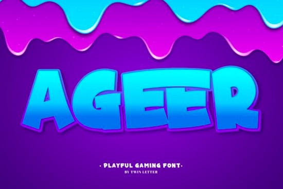 Ageer font free download