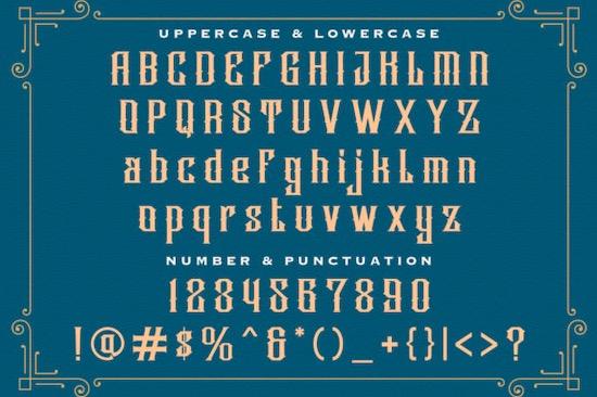 Ambrosia font download