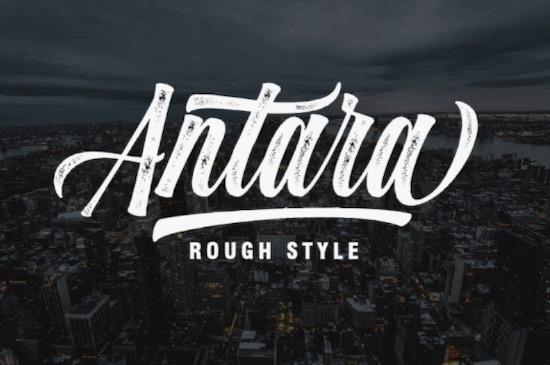 Antara font free download