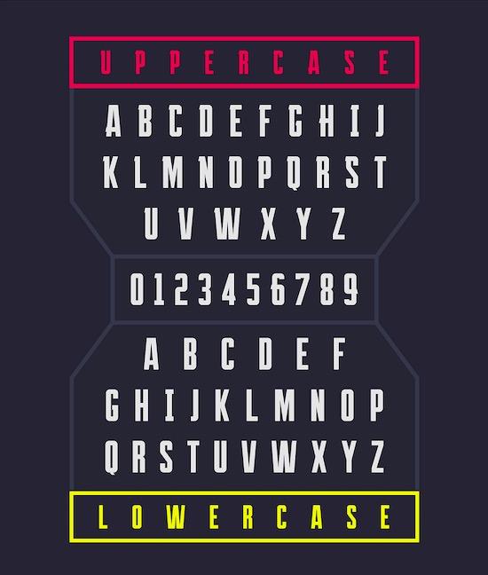 Apex Legends font download