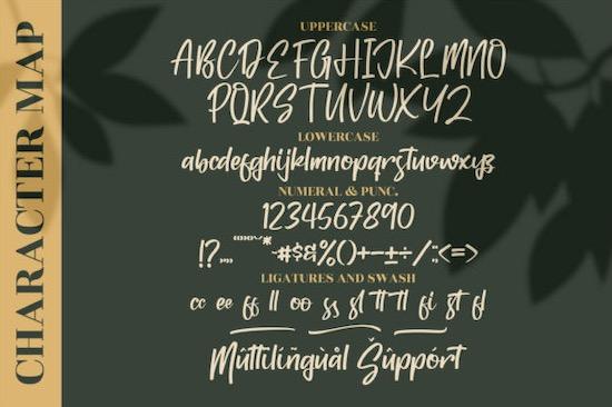 Balistica Font download