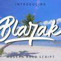 Blarak font free download