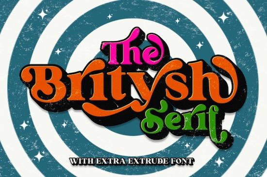 Britysh font free download