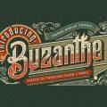 Buzanthe font free download