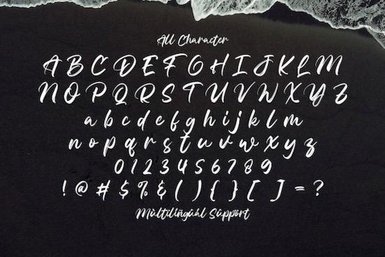 Celline Fram font download