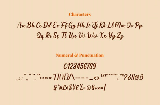 Coffistylove font download