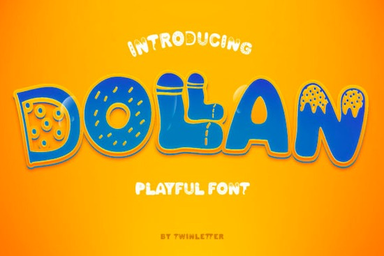 Dollan font free download
