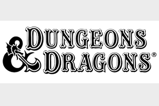 Dungeons and Dragons logo font free