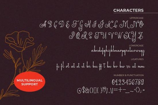 Edellyn font download