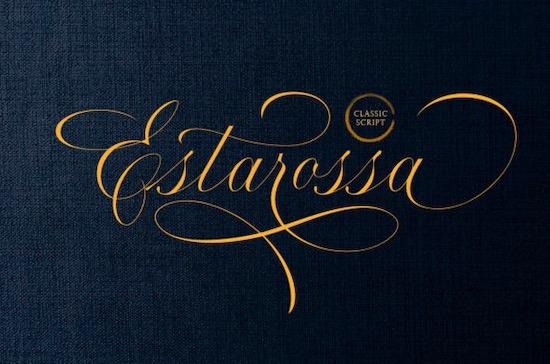 Estarossa font free download