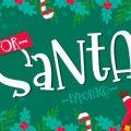 For Santa font free download