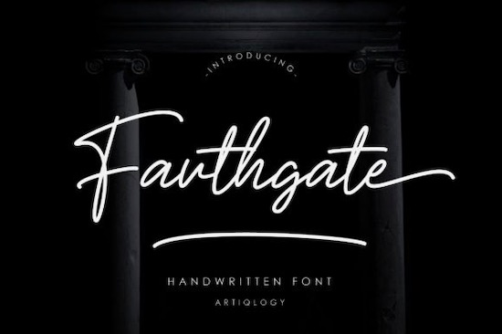 Fouthgate font free download