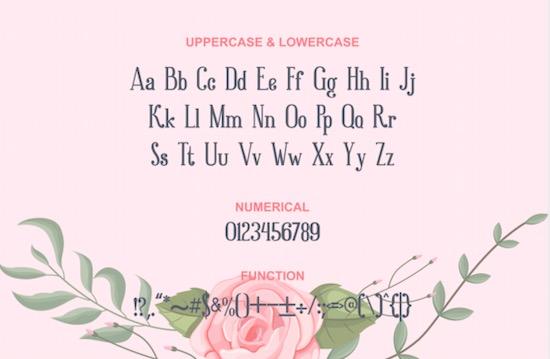Good Brinton font download